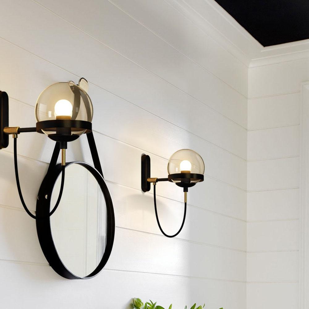 Loft LED Wall Light Indoor Decoration Bedroom Wall lamps E27 110-220V Modern Home Lighting  Bath Corridor