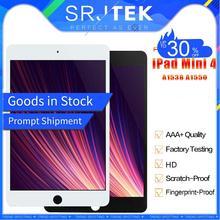 LCD para iPad Mini 4 pantalla LCD y Digitalizador de pantalla táctil para iPad Mini 4 Mini4 A1538 A1550 Pantalla de reemplazo de matriz de montaje