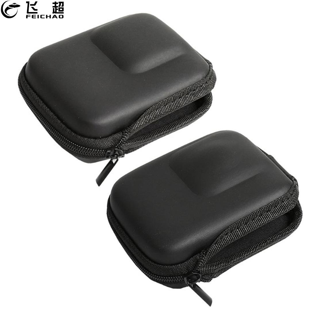 Mini bolsa de almacenamiento portátil para Insta360 ONE R 4K / Insta 360, edición panorámica, Estuche de transporte protectora de cámara, accesorios de caja de PU