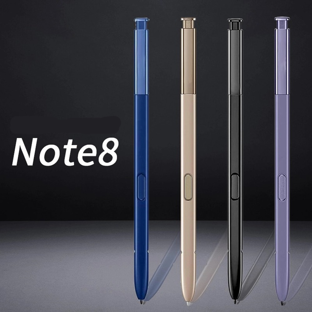 For Samsung Galaxy Note8 pen Active S pen stylus touch screen pen Note 8 waterproof call phone S pen black blue gray gold