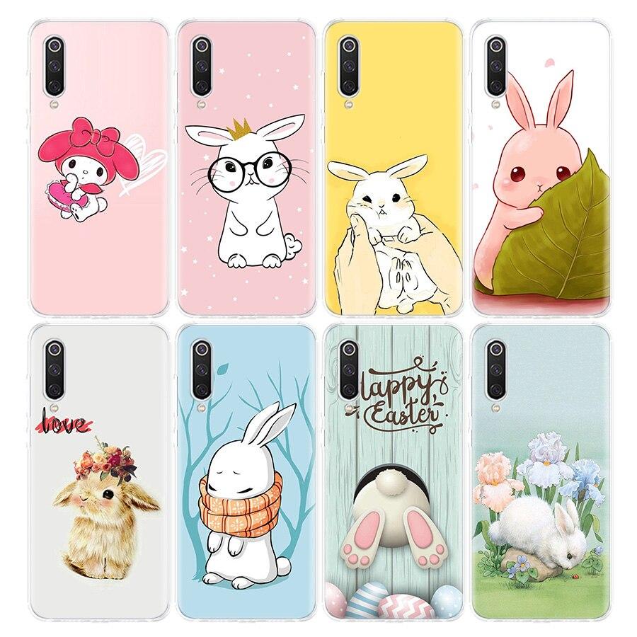 Чехол для телефона с принтом любимого кролика для Xiaomi Redmi Note 9s 8T 8 7 6 6A 8A 5 Pro Mi 9 8 CC9 10 K30 K20 F1 5X 6X
