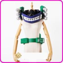 Anime Boku non mon héros académique Costume Himiko Toga Cosplay masque accessoires Halloween carnaval fête tenue accessoires