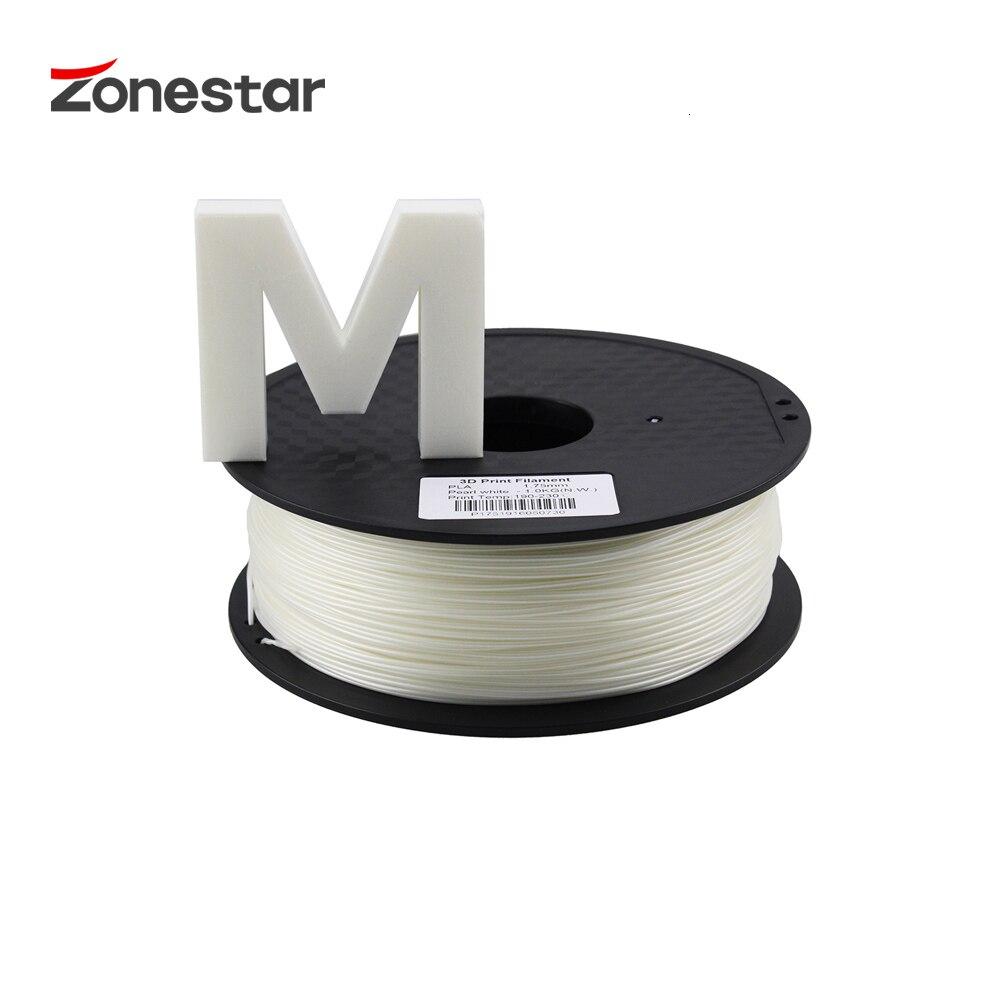 Filamento HIPS blanco de alta calidad 1KG 1,75mm para impresora 3D, materiales de impresión 3D