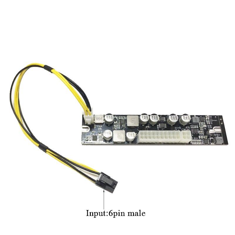 مصدر طاقة عالي الطاقة للوحة الأم ATX ، 250 واط ، 12 فولت ، 6 دبابيس ، ATX ، PSU ، Pico ، ATX ، مفتاح ، التعدين ، PSU ، 24pin ، MINI ITX ، DC إلى السيارة ، ATX ، الكمبيوتر ...