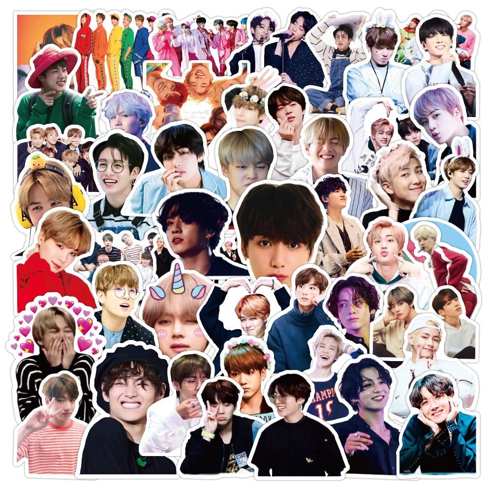 50-pz-coreano-kpop-star-bangtan-ragazzi-adesivi-graffiti-impermeabili-per-bagagli-laptop-frigo-auto-fai-da-te-idoli-decalcomanie-fan-giocattoli