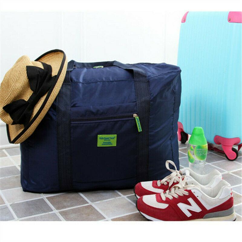 New Large size Foldable Travel Storage Luggage Carry-on Organizer Waterproof Travel Bag Travel Duffle