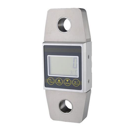 5000 كجم 5T مقياس الرافعة عالية الدقة مقياس ميزان ميزان معلق رقمي