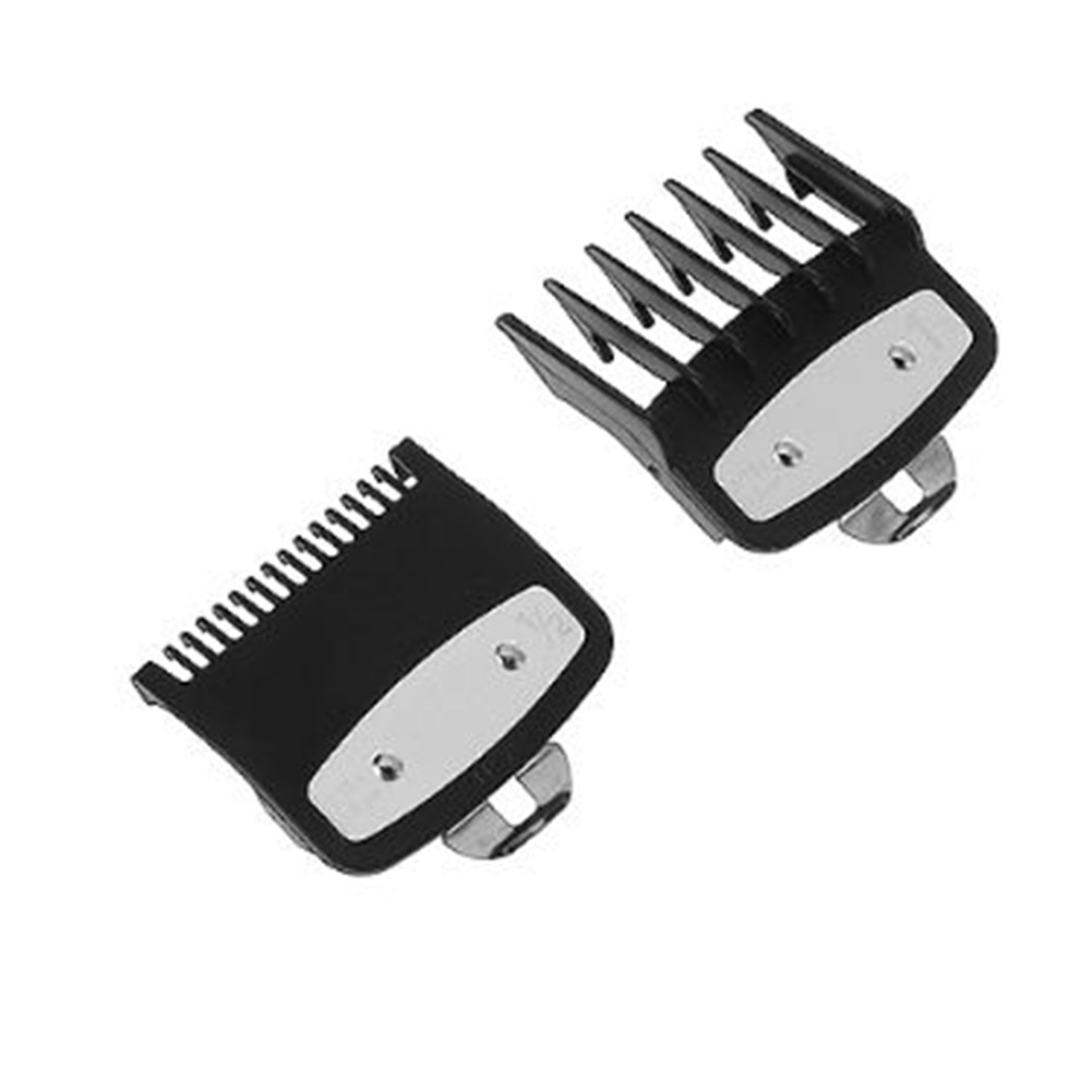 Clipper Guard Professional Multi-funktion Guide Kamm Magnetische Teile Metall Clip Schneiden DIY Haar Werkzeuge Rasieren Praktische Für Wahl