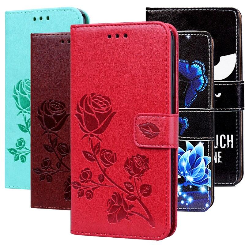 Funda de cuero para Huawei P7 P8 Lite 2017 P9 P10 Lite P20 P30 Pro Plus Honor 10 9 8 Lite 6X 6C Nova 3i P fundas para teléfonos inteligentes