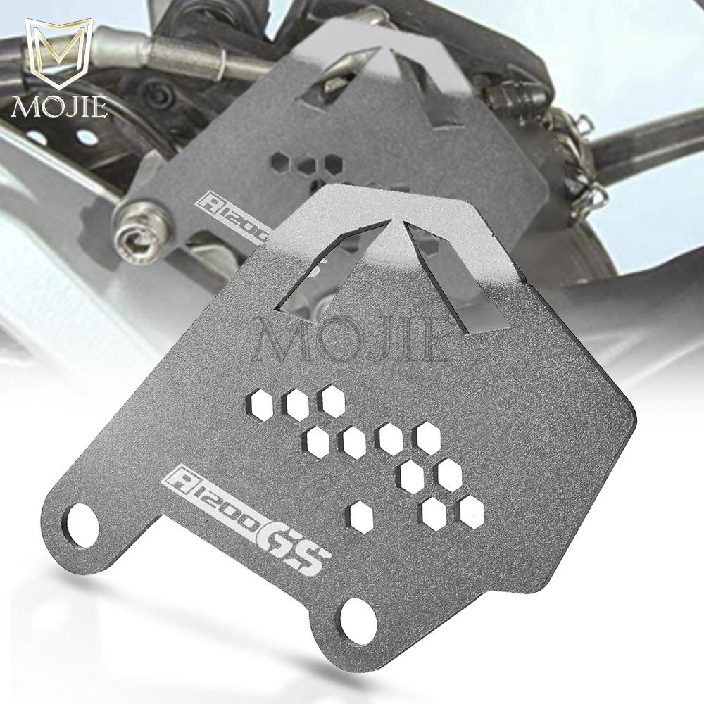 Accesorios para motocicleta R1200GS, pinza de freno trasero, protector de cubierta para BMW R1200GS R1200 GS R 1200 GS Adv Adventure