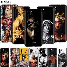 YIMAOC 2Pac Tupac Shakur Case for Huawei Mate 30 20 Honor Y7 7a 7c 8c 8x 9 10 Nova 3i 3 Lite Pro Y6 2018 P30 P smart