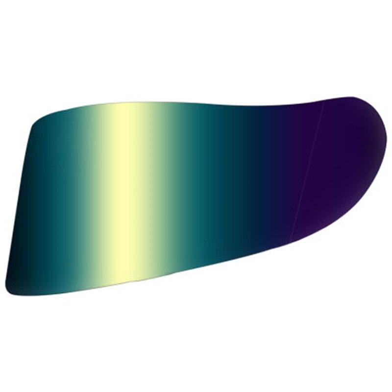 Полностью закрывающие лицо 0700E модельные объективы Цвет прозрачные темные линзы мотоцикл Скутер байкерские очки шлем