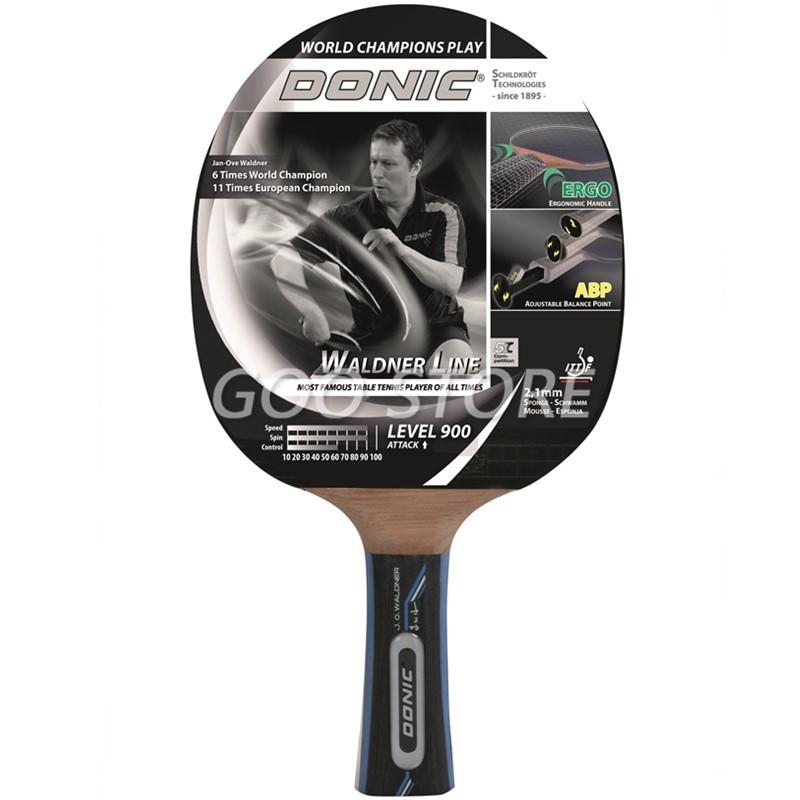 DONIC WALDNER Line 900 Professional Table Tennis Racket Original DONIC Ping Pong Bat Paddle