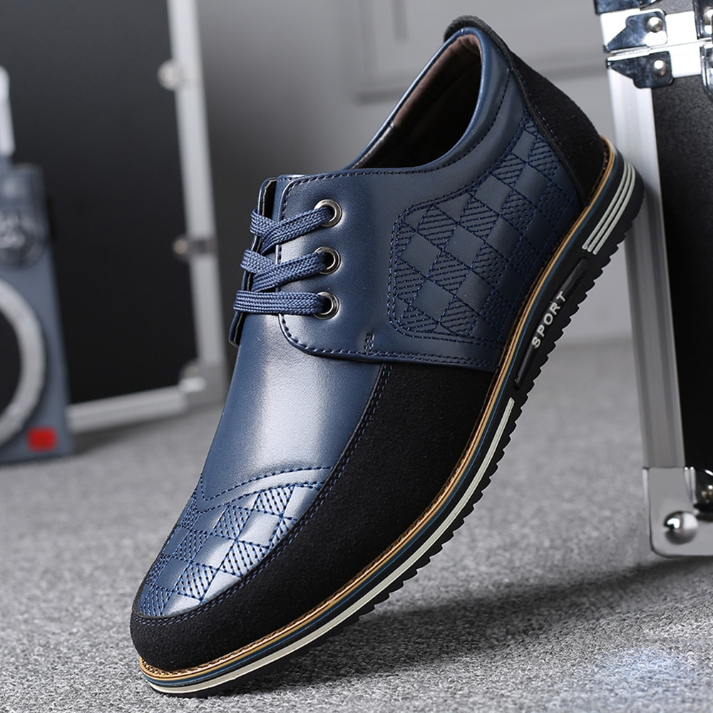 Zapatos informales transpirables para hombre y calzado de negocios de primavera de...