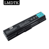 LMDTK New Laptop Battery FOR TOSHIBA Satellite A200 A202 A203 A205 A210 A215 A300 A305 A305D A350 PA3534U-1BAS FREE SHIPPING