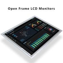 19 21.5 23.6 pouces moniteur VGA DVI pas écran tactile ordinateur affichage Lcd écran cadre ouvert ordinateur moniteur écran 1440*900