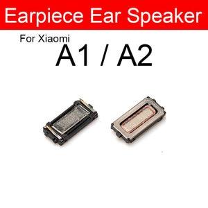 Earpiece Speaker For Xiaomi Mi A1 A2 Pocophone F1 Lite Ear Speaker Sound Earphone Ear Piece Flex  Cable Replacement Repair Parts