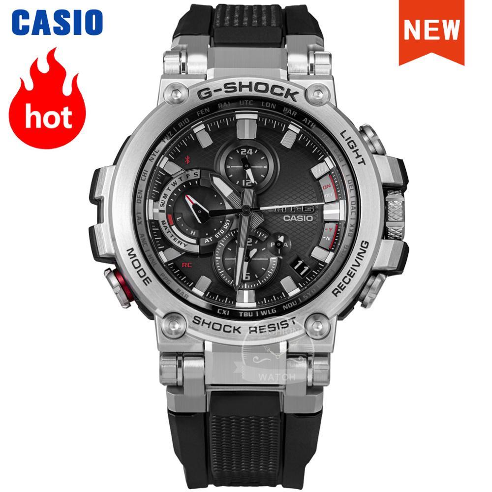 Casio watch wrist men Smart watch Solar energy watch Bluetooth brand quartz watch men Sport military  Watch relogio masculino