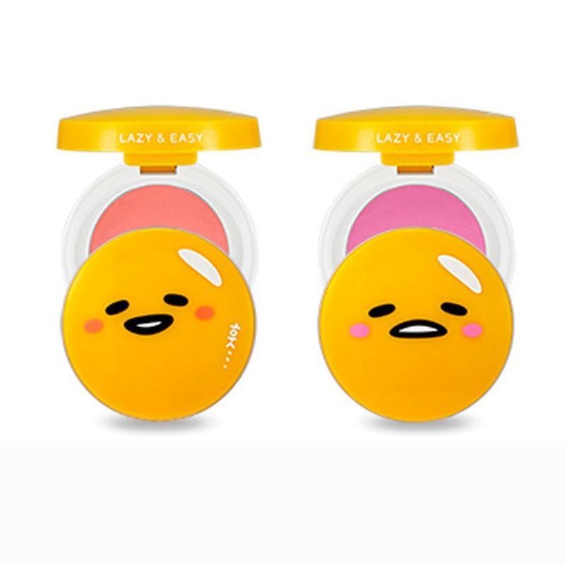 HOLIKA HOLIKA Lazy & Easy Jelly Dough Blusher 6g Blusher Poeder natural long lasting Makeup Cheek Blush Poeder Korea Cosmetics