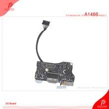 "Hakiki Dizüstü I/O USB Güç Ses Kartı 820-3455-A DC Jack 923-0439 Için MacBook Air 13"" a1466 2012 2013 2014 2015 2017"