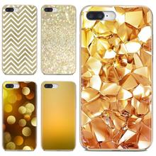 For Xiaomi Redmi 2 S2 3 3S 4 4A 5 5A 5 6 6A 7A 9 9T 9C 9A Pro Pocophone F1 Champagne Gold Soft Cover