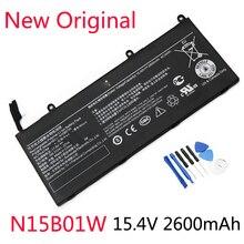 New Original N15B01W Laptop Battery For Xiaomi Mi Ruby 15.6 inch Timi TM1703 TM1802-AD/N/C 15.4V 260