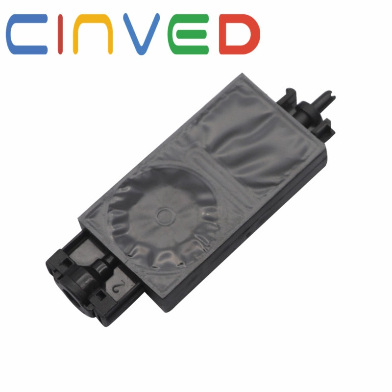 5X DX5 UV ink damper for Mimaki JV33 JV5 CJV150 for Epson TX800 XP600 eco solvent plotter printer UV ink dumper wit connector