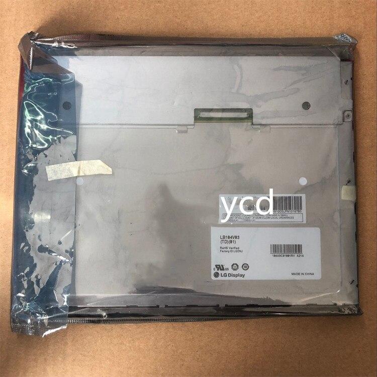 """10.4 """"tela de LCD LB104V03-TD01 LB104V03 (TD) (01)"""