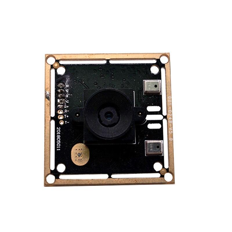 عالية الأداء مخصصة كاميرا ip 8 mp وحدة كمبيوتر محمول صغيرة