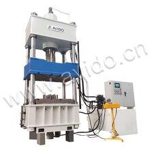 Presse hydraulique avec presse hydraulique à cylindre mobile