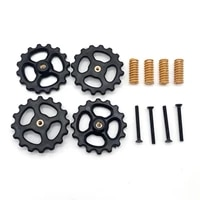 3d printer parts heated bed spring leveling kit adjustment nut m3 nut springs screw heatbed kit for cr 10 ender 3