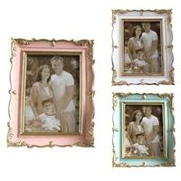 american style photo frame wedding desktop picture frames living room home decor resin photo frame gift