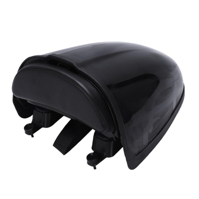 Para Bmw R Nine T 2014-2019 R9T Tail Tidy basculante trasero montado Pillion asiento cubierta carenado (negro)