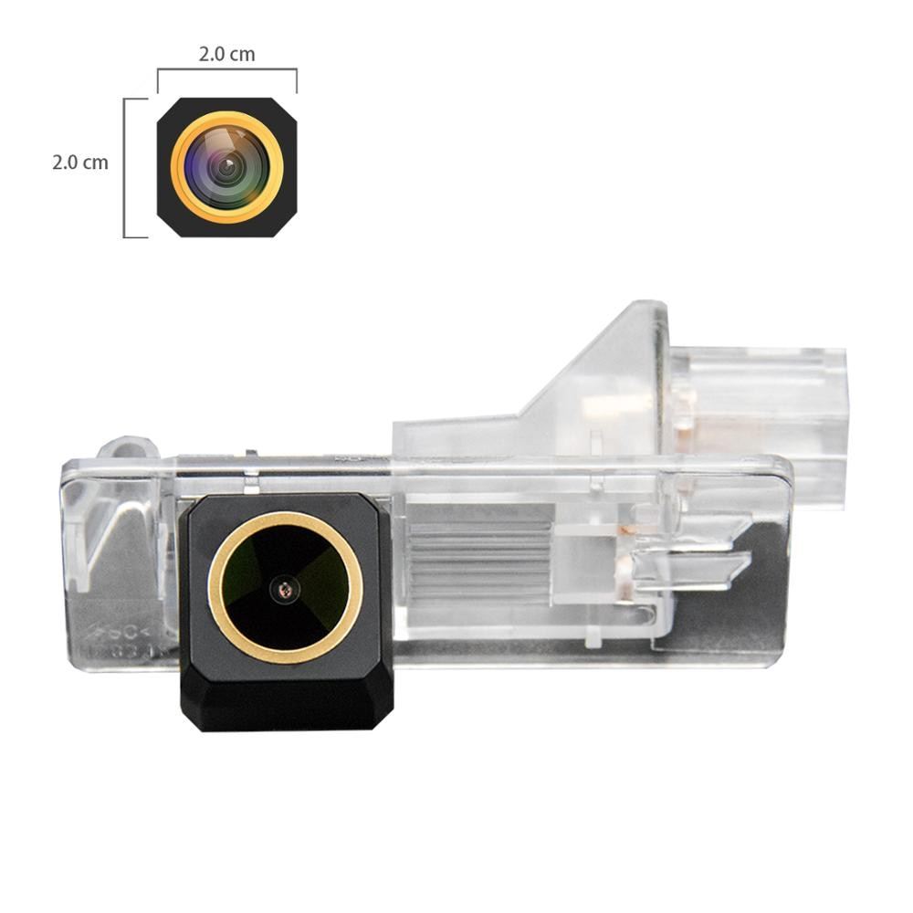 Misayaee Golden vista trasera de coche cámara de copia de seguridad para Lada XRAY 2015 -2019 BA3 rayos X Renault 2 II Dacia Logan 2 II VCM II Lodgy