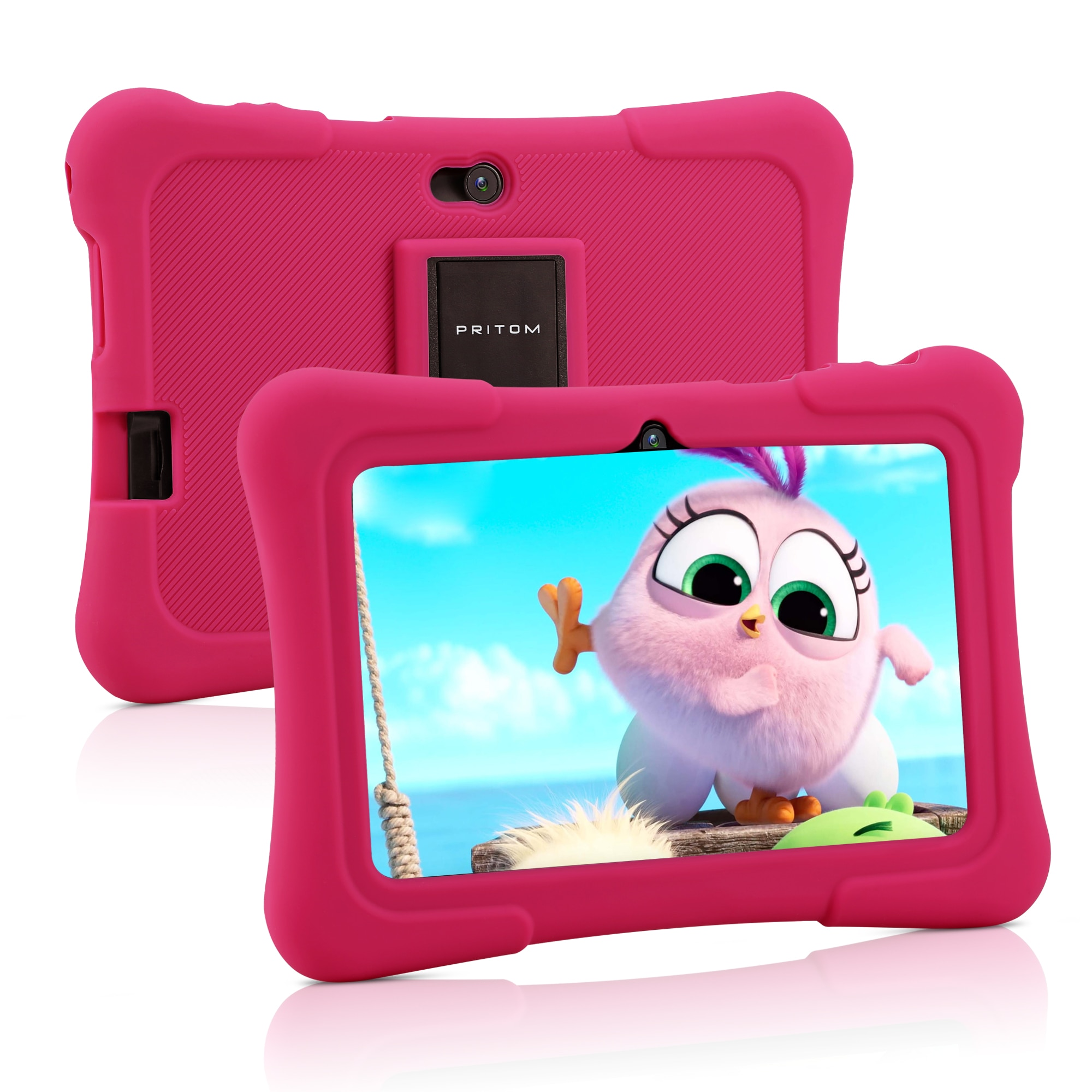 pritom-7-inch-kids-tablet-pc-1gb-ram-16gb-rom-android-10-0-quad-core-tablets-wifi-bluetooth-dual-camera-with-kids-tablet-case