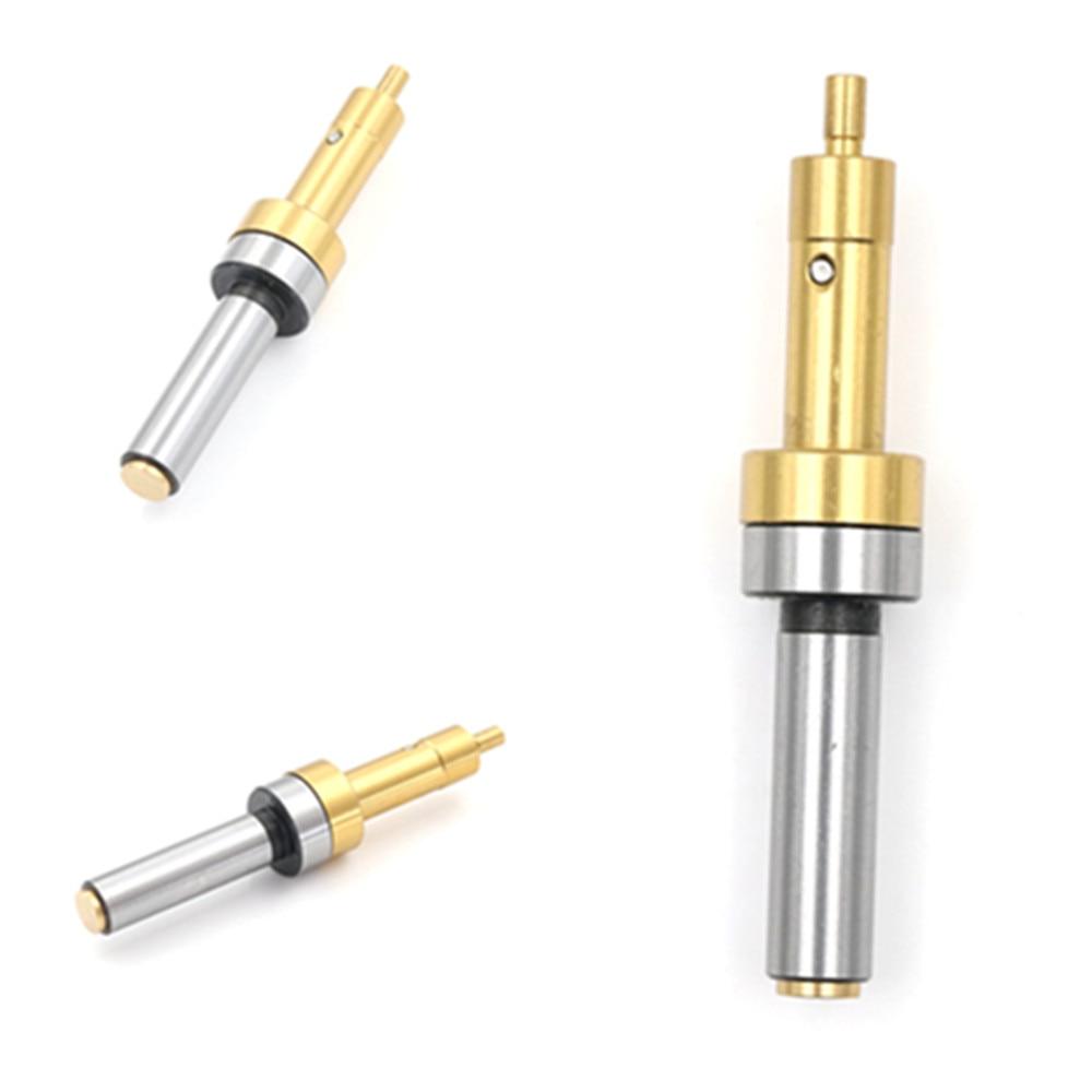 Sensor de punto de contacto buscador de centro no magnético para máquina CNC buscador de borde mecánico de precisión titanio
