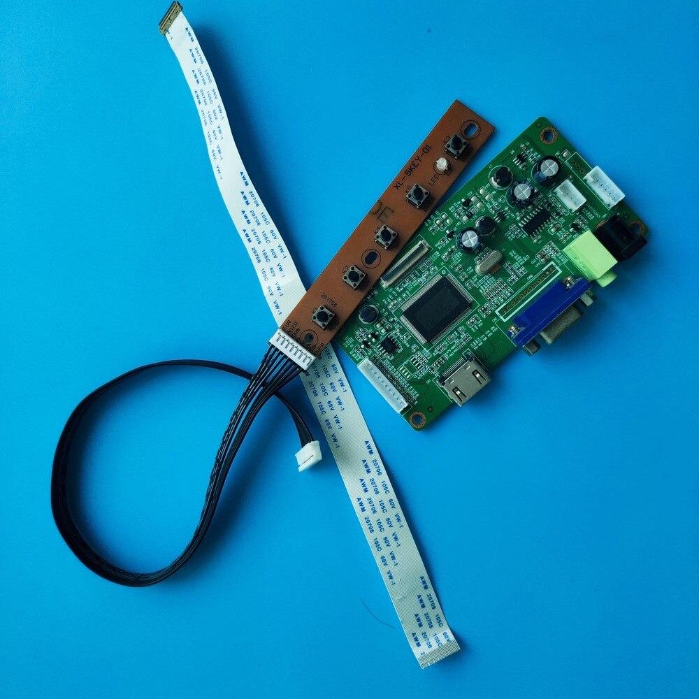 ل NT116WHM-A20 LCD EDP تحكم مجلس 1366 × 768 سائق شاشة LED شاشة عرض عدة VGA 11.6