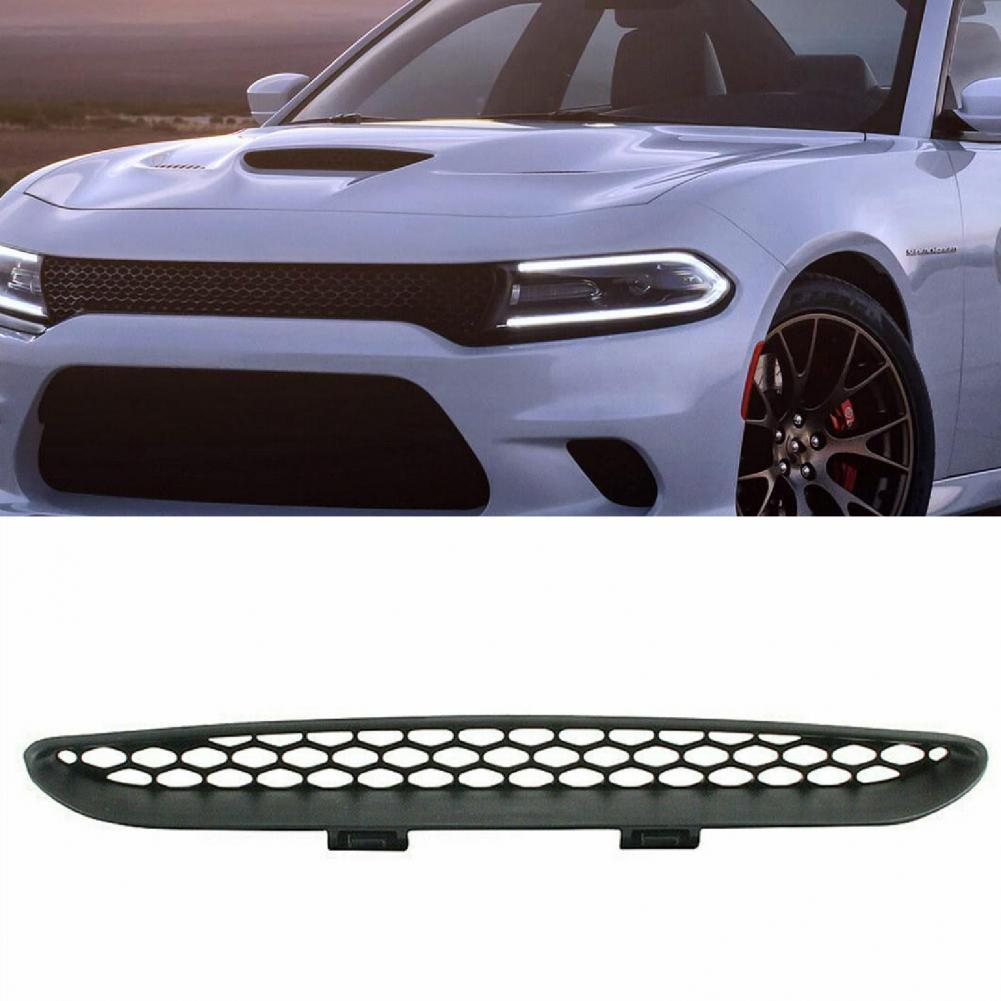 50% Hot Sales!!! Car Grill ABS Hood Scoop Center Grille 68202462AD for Dodge Charger SRT GT Scat Pack R/T 2015-2020