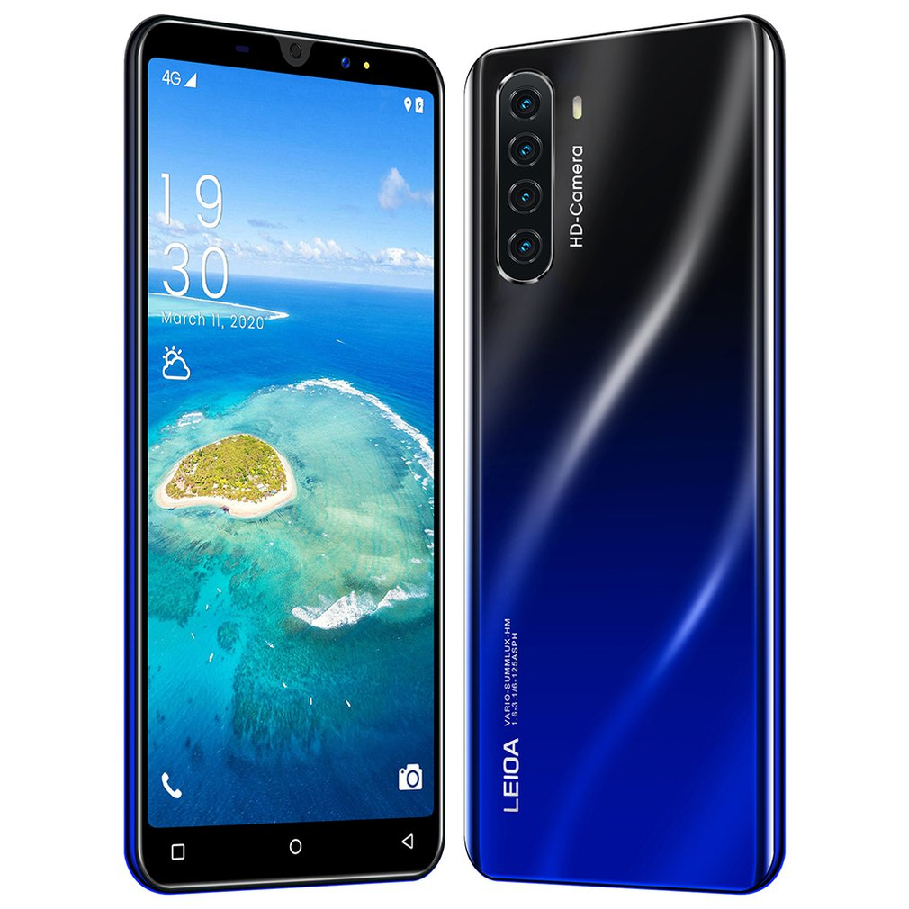 P40mini Smart 5 Inch HD Screen 512MB RAM+4GB 8MP Front Camera Quad-core Strong High-performance Processor Phone Mobile Phone enlarge