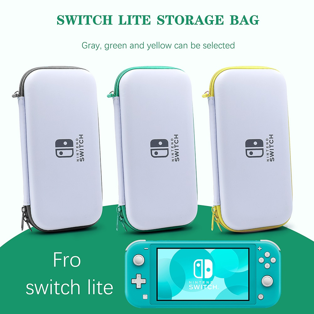 Portable Storage Carry Bag For Nintend Switch Lite Console Mini Hand StrapBox Case With Card Slots F
