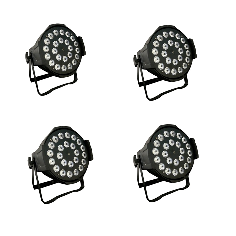 hight quality 24x10w/12w/15w led dmx512 par can light for stage lighting dj disco party club show event wedding decoration