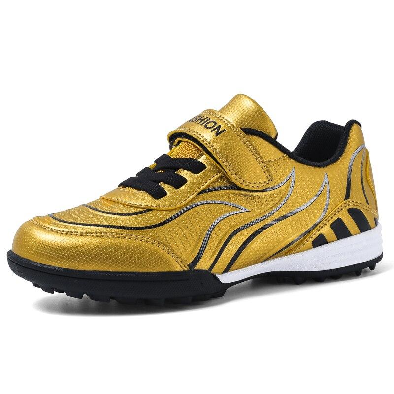 أحذية كرة القدم الرجال المهنية في الهواء الطلق الفيلكرو الشباب أحذية كرة القدم عالية الجودة أحذية كرة القدم أحذية تدريب