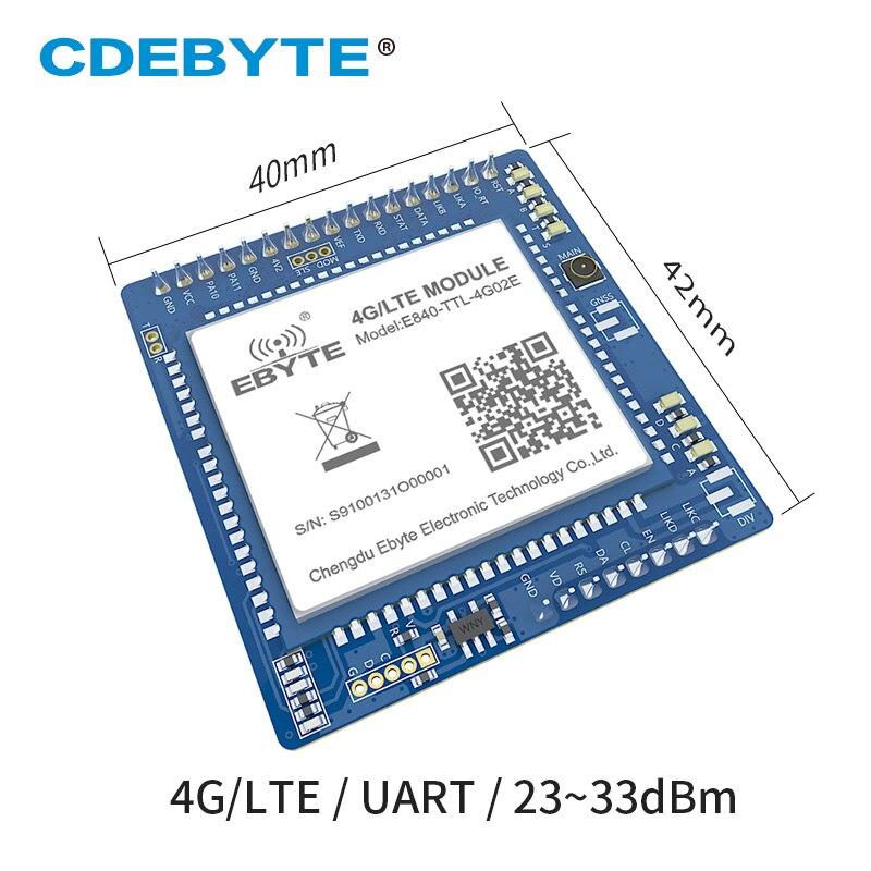 Фото - E840-TTL-4G02E Serial Port Server 4G LTE GSM Wireless Transceiver Modem IPX Interface serial port 56k fax modem external modem serial port cat fax cat free driver