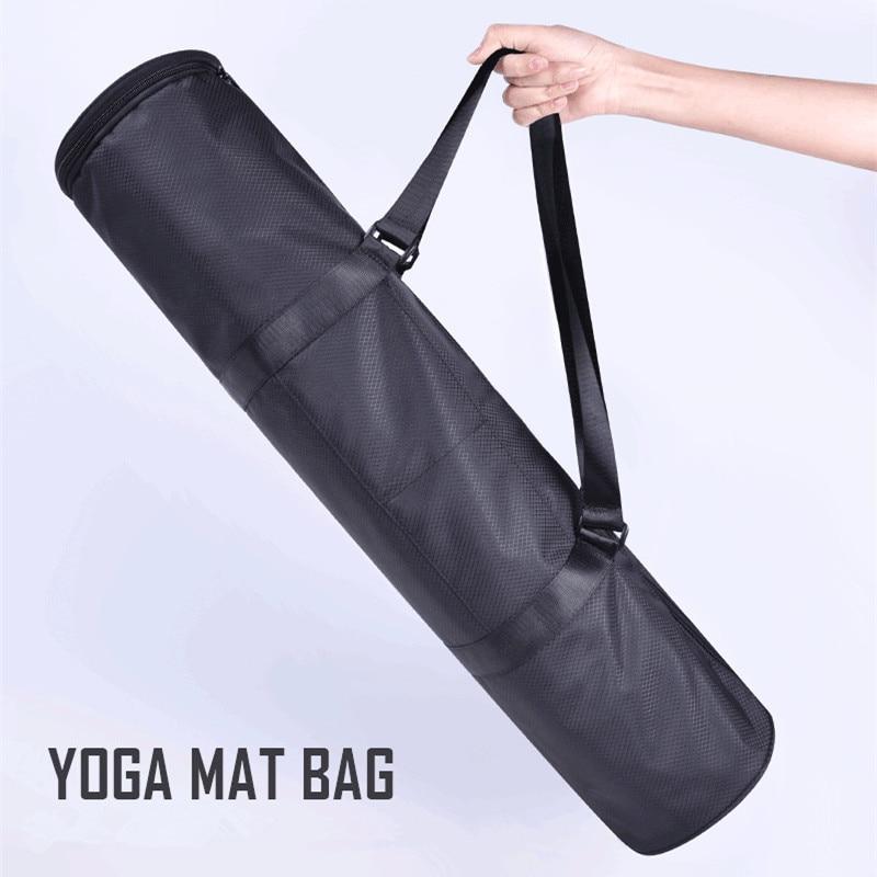 Esteira de Yoga Bolsa de Ginásio Mochila de Yoga Bolsa sem Esteira à Prova Dwaterproof Bolsa para 70*17cm Água Oxford Ombro Case Portátil Levar Esteira