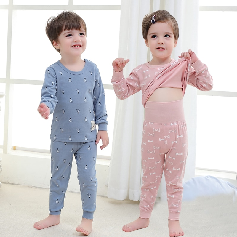 Baby Girls Clothing Pants Set Toddler Baby Boy Outfits For Babies Girl Pajamas Sets Kids Suit Infant Boys Children Clothes Suits children s suit baby boy clothes set cotton long sleeve sets for newborn baby boys outfits baby girl clothing kids suits pajamas