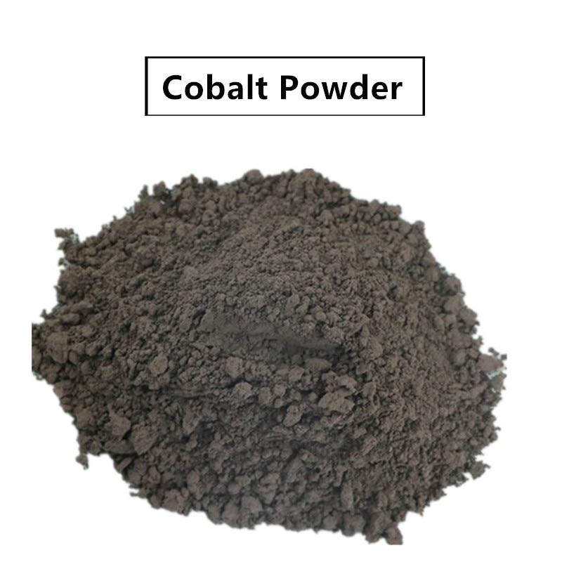 High Pure 99.99% Cobalt Powder Ultrafine Cobalt Co Metal Powder For Diamond Tools Cemente & Carbde Additive