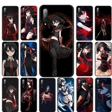 Akame ga Kill! Silicone Phone Case Black TPU For Huawei Mate 10 Pro Lite Mate 20 Lite Pro Mate 30 Li