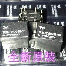 [Auf lager] Marke neue original Relais TR99-12VDC-SB-CD 8PIN