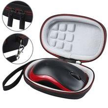 Étui de voyage Durable pour Logitech Mouse   Boîte de rangement Durable pour pochette Logitech sans fil