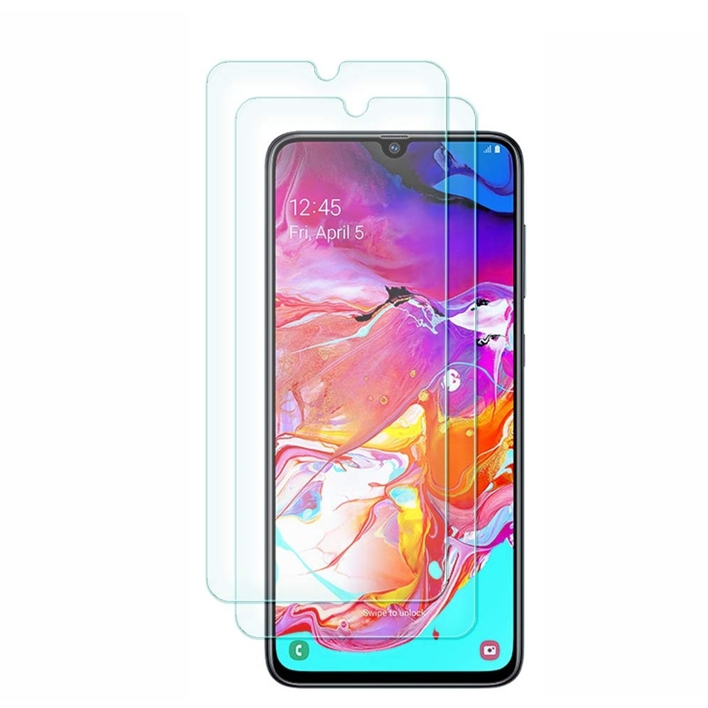 2.5D HD 9H Screen Protector For Glass Samsung Galaxy A70 A705 Glass Tempered Glass For Samsung Galax